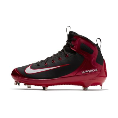 98cebeabd97 Nike Alpha Huarache Youth Baseball Cleats Youth Baseball Cleats Wide ...