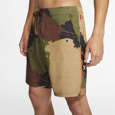 Shorts de playa de 46 cm para hombre Hurley Phantom JJF5 Recruit
