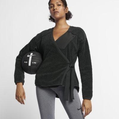Nike Women's Long-Sleeve Training Wrap