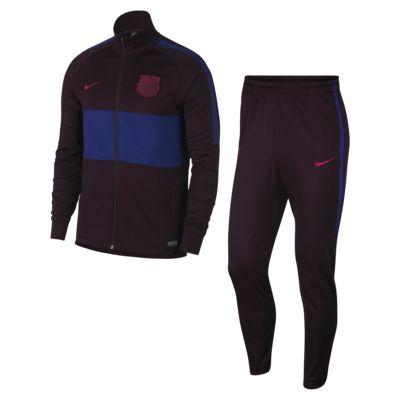 Fotbollstracksuit FC Barcelona Strike för män