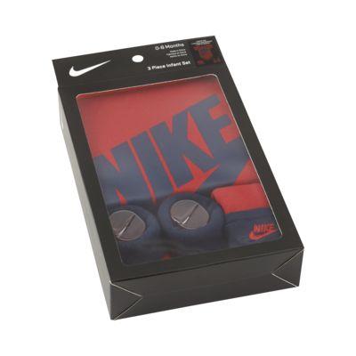 Trojdílná kojenecká souprava Nike Sportswear