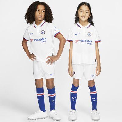 Chelsea FC 2019/20 Away Fußballtrikot-Set für jüngere Kinder