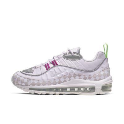 Женские кроссовки с клетчатым принтом Nike Air Max 98