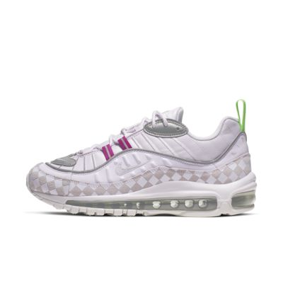 Sapatilhas axadrezadas Nike Air Max 98 para mulher