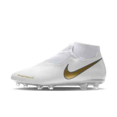 Chaussure de football à crampons multi-surfaces personnalisable Nike Phantom Vision Academy MG By You