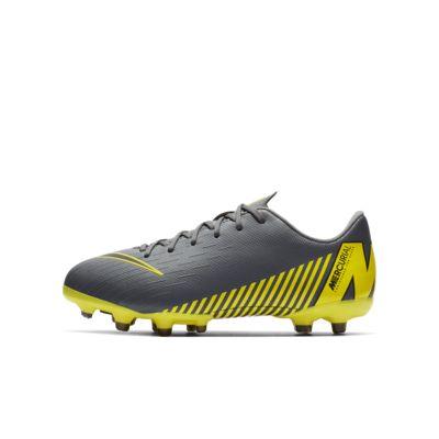 Chaussure de football multi-terrains à crampons Nike Jr. Mercurial Vapor XII Academy pour Jeune enfant/Enfant plus âgé
