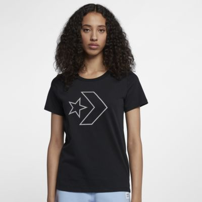 Converse Core Star Chevron Crew Women's T-Shirt