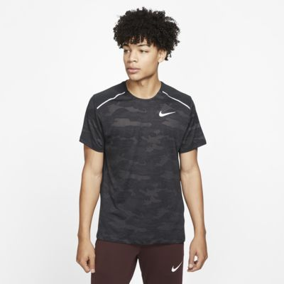 Nike TechKnit Men's Short-Sleeve Running Top