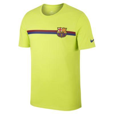 FC Barcelona Crest Erkek Tişörtü