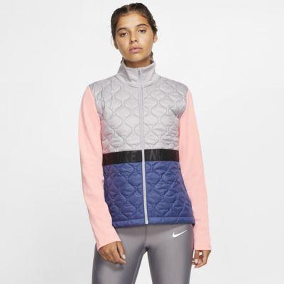 Löparjacka Nike AeroLayer för kvinnor