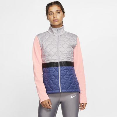 Veste de running Nike AeroLayer pour Femme