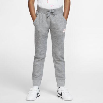 Φλις παντελόνι φόρμας Nike Sportswear για μικρά παιδιά
