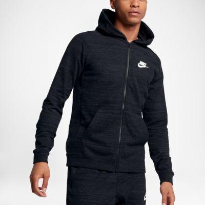 Купить Мужская худи с молнией во всю длину Nike Sportswear Advance 15