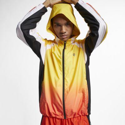Pánská atletická bunda NikeLab Collection Tn s kapucí