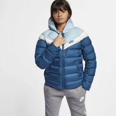 Куртка с синтетическим наполнителем для школьников Nike Sportswear