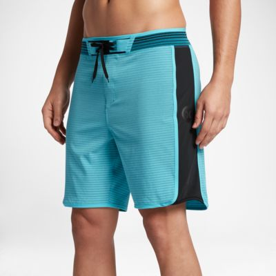 "Hurley Phantom Hyperweave Motion Stripe Men's 18"" (45.5cm approx.) Board Shorts"