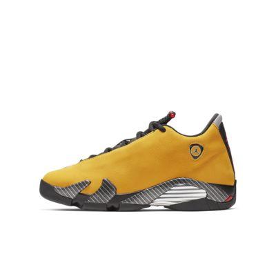 Air Jordan 14 Retro SE Big Kids' Shoe