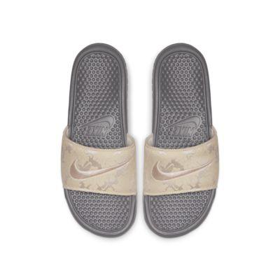 Chancla para mujer Nike Benassi JDI TXT SE