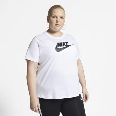 Nike Sportswear Essential T-shirt voor dames (grote maten)