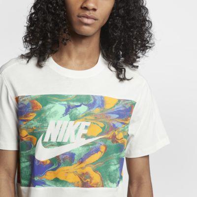 Nike Sportswear Men's Printed T Shirt. Nike.Com by Nike