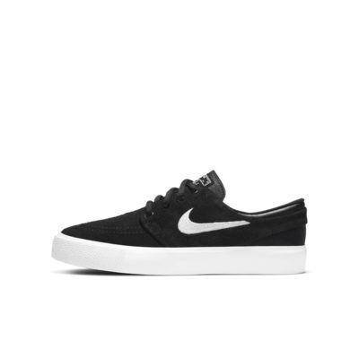 รองเท้าสเก็ตบอร์ดเด็กโต Nike SB Stefan Janoski