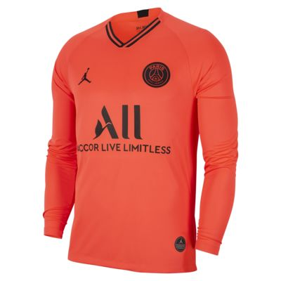Paris Saint-Germain 2019/20 Stadium Away Men's Long-Sleeve Football Shirt