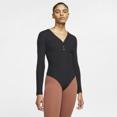 Nike Yoga Luxe Women's Long-Sleeve Bodysuit