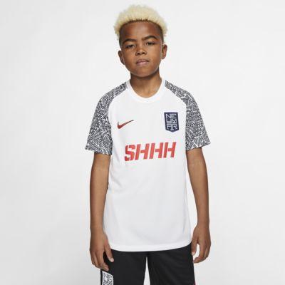 Nike Dri-FIT Neymar Jr. rövid ujjú futballfelső nagyobb gyerekeknek