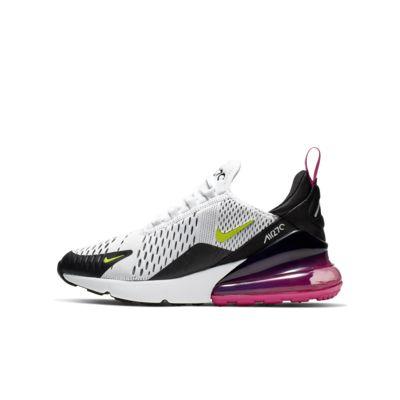 รองเท้าเด็กโต Nike Air Max 270