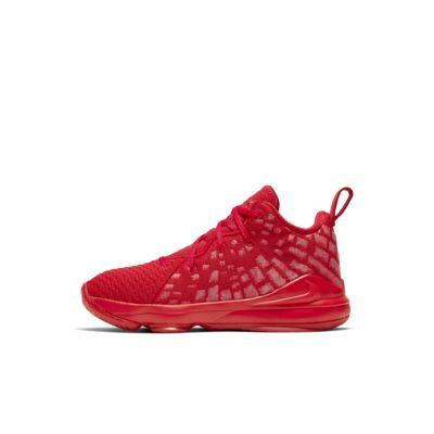 LeBron 17 Little Kids' Shoe