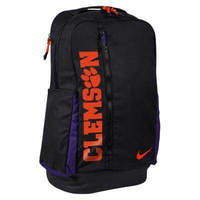 Nike College Vapor Power 2.0 (Clemson) Training Backpack