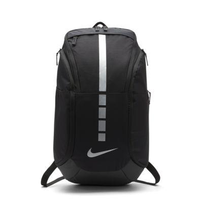 Купить Баскетбольный рюкзак Nike Hoops Elite Pro, Черный/Черный/Холодный серый металлик, 21549750, 12245955