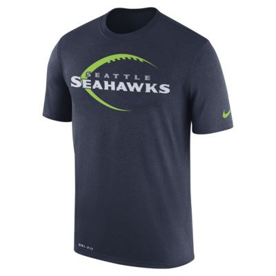 NFL Dry Legend Icon (Seahawks) Big Kids' T-Shirt