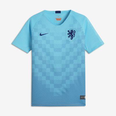 Fotbalový dres 2018 Netherlands Stadium Away pro větší děti