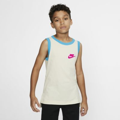 Nike Sportswear Big Kids' (Boys') Tank