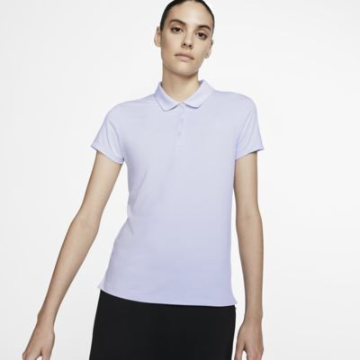 NikeCourt Pure Polo de tennis - Dona