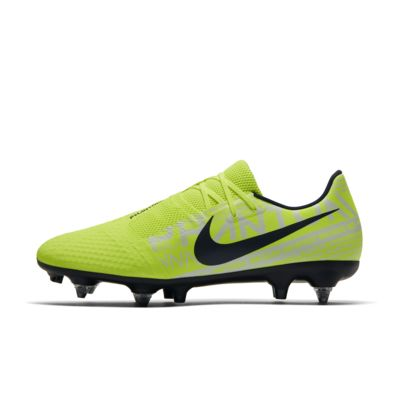 Chaussure de football à crampons pour terrain gras Nike PhantomVNM Academy SG-Pro Anti-Clog Traction