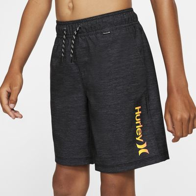 Hurley One And Only Gradient Volley surfeshorts til gutt (38 cm)