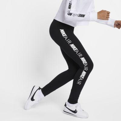 Nike Air 大童 (女童) 內搭褲