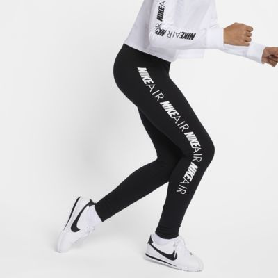 Leggings para niña talla grande Nike Air