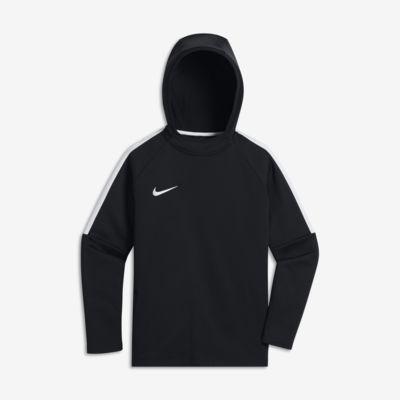Felpa da calcio con cappuccio Nike Dri-FIT Academy - Ragazzo