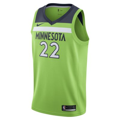 Andrew Wiggins Statement Edition Swingman (Minnesota Timberwolves) Men's Nike NBA Connected Jersey