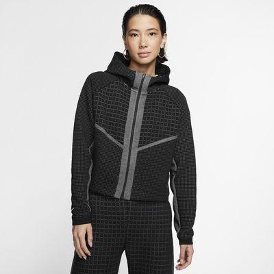 Nike Sportswear City Ready fleecejakke med hel glidelås til dame