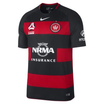Купить Мужское футбольное джерси 2017/18 Western Sydney FC Stadium Home