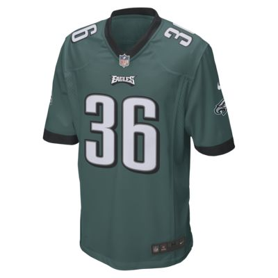 NFL Philadelphia Eagles (Jay Ajayi) Men's American Football Game Jersey