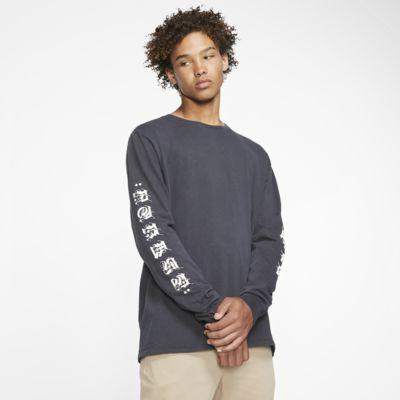 T-shirt a manica lunga Hurley Cryptik - Uomo