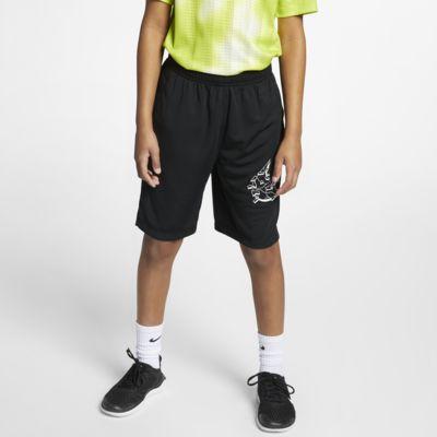 Σορτς προπόνησης με σχέδιο Nike Dri-FIT για μεγάλα αγόρια