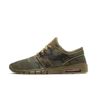รองเท้าสเก็ตบอร์ด Nike SB Stefan Janoski Max