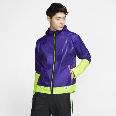 Veste de running Flash Nike Shield pour Homme
