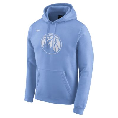 Timberwolves City Edition Logo Men's Nike NBA Hoodie